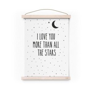EEF-lillemor-kinderzimmer-I-love-you-more-than-all-the-stars-Poster