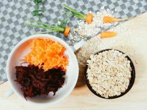 rote-beete-moehren-hafer-brei-vorbereitung